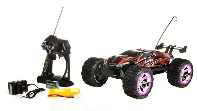 rc auta rc auto 1 12 land buster monster truck. Black Bedroom Furniture Sets. Home Design Ideas
