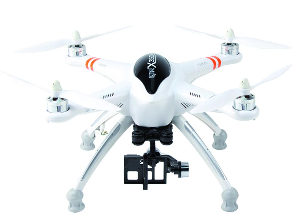 rc drony walkera qrx350 pro devo 10 g 2d. Black Bedroom Furniture Sets. Home Design Ideas
