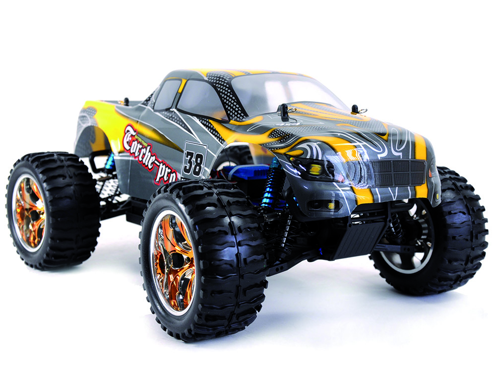 rc auta rc auto 1 10 monstertruck torche pro 2 4ghz 4wd. Black Bedroom Furniture Sets. Home Design Ideas
